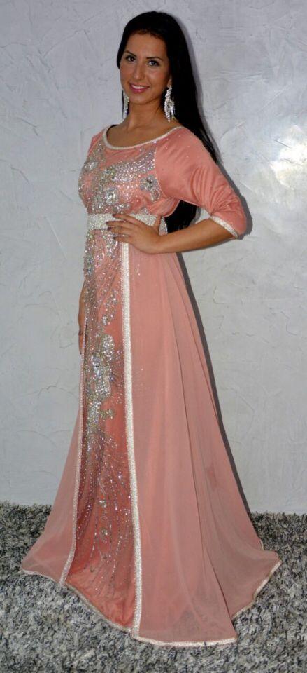 Marokkaanse jurk 2013
