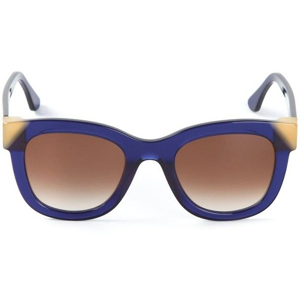Thierry Lasry 'Chromaty' sunglasses (€290) ❤ liked on Polyvore