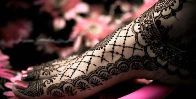 Bridal Mehndi Gta : Mind blowing indian mehndi designs to try in arabic