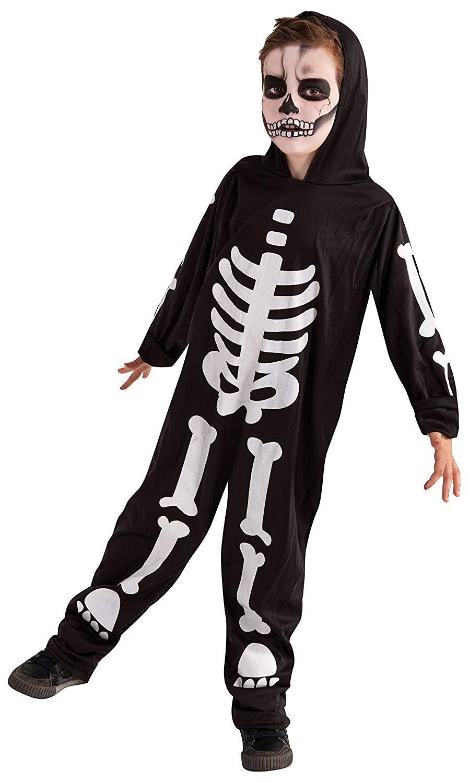 Disfraz Infantil Esqueleto Brilla en la Oscuridad 34