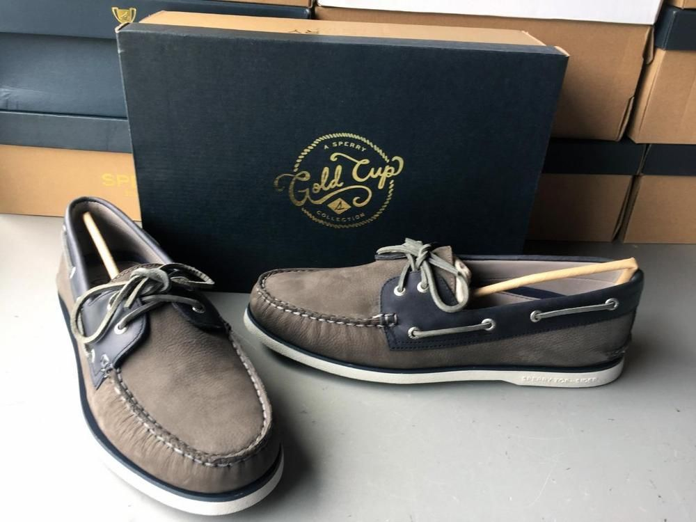Sperry Top-Sider Gold Cup Mens Camino