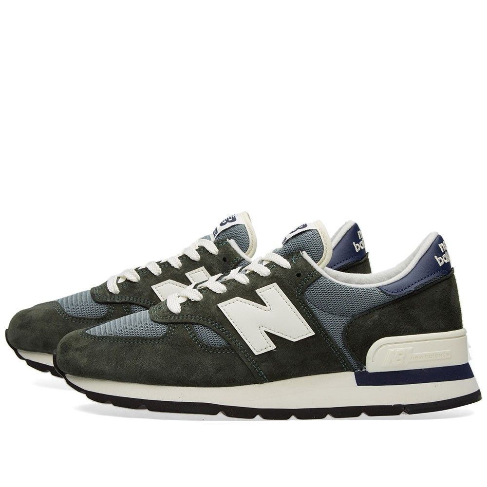 The 990s are a New Balance style that perfectly span the modern and classic  aspects of NB design and this made in the USA model has all the original ...
