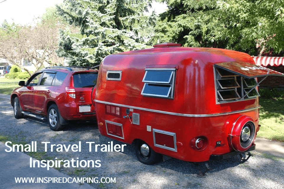 small travel trailers history renovation and inspiration - Small Camper Trailer
