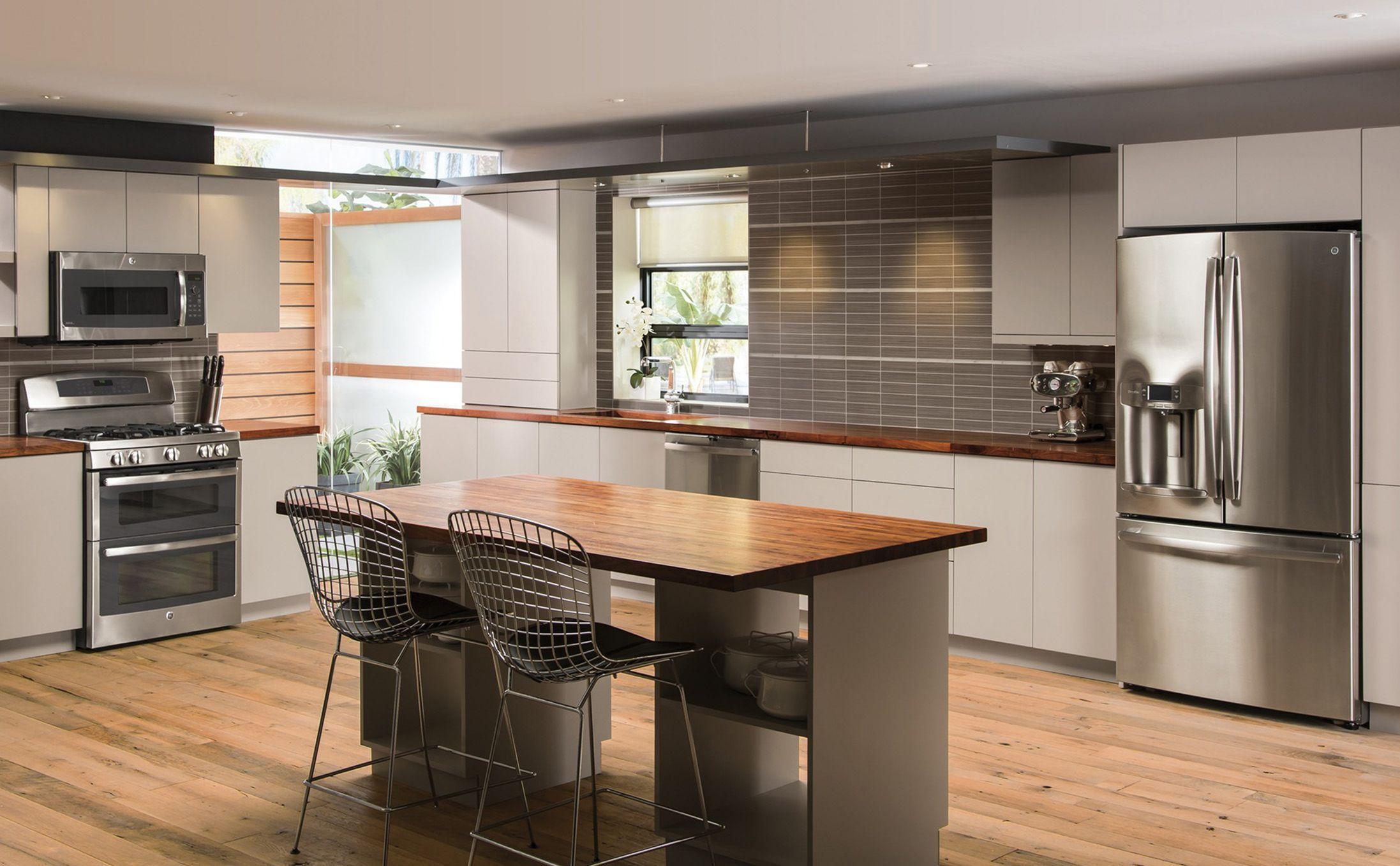 interesting 10 minimalist kitchen set design ideas for your minimalist home with images on kitchen ideas minimalist id=24616