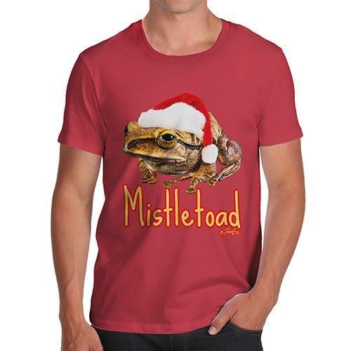 Men's Mistletoe Mistletoad T-Shirt