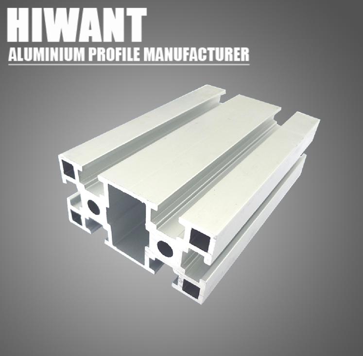 80//20 T-Slot 1.5 x 1.5 Quarter Round Aluminum Extrusion 15 Series 1517 x 60 N