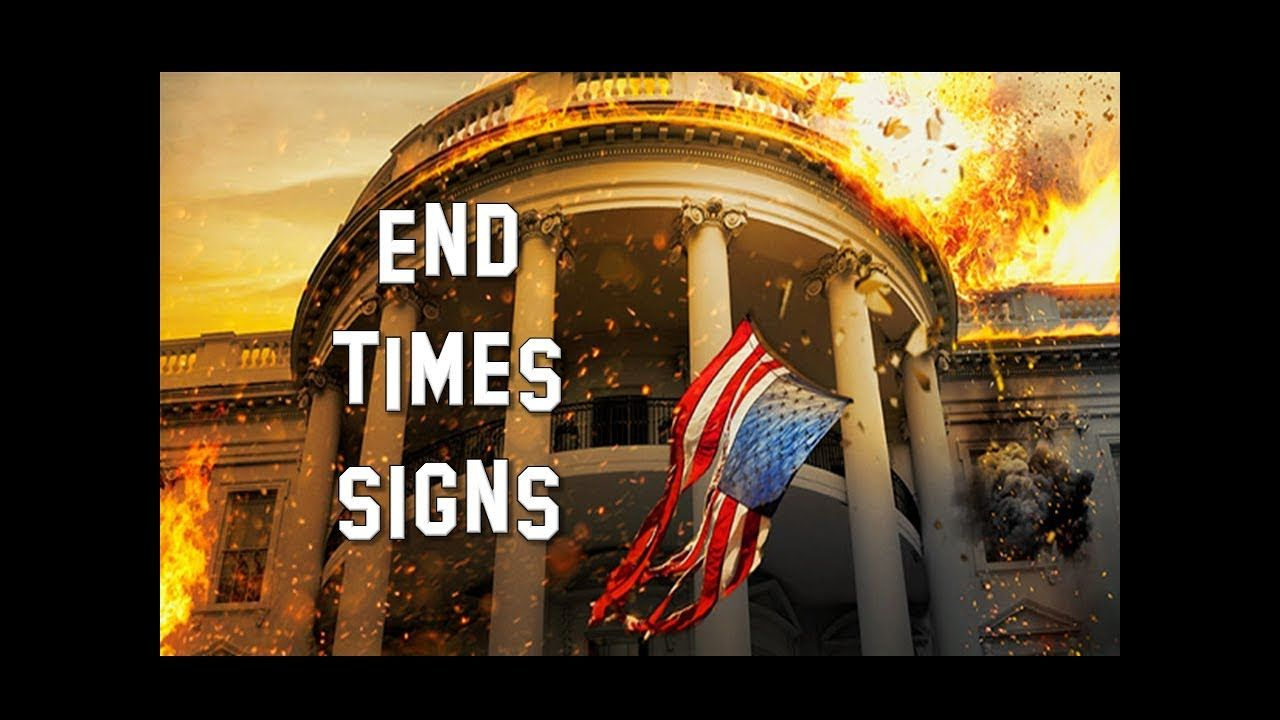 This Happened On Planet Earth   June 2019   End Times Signs