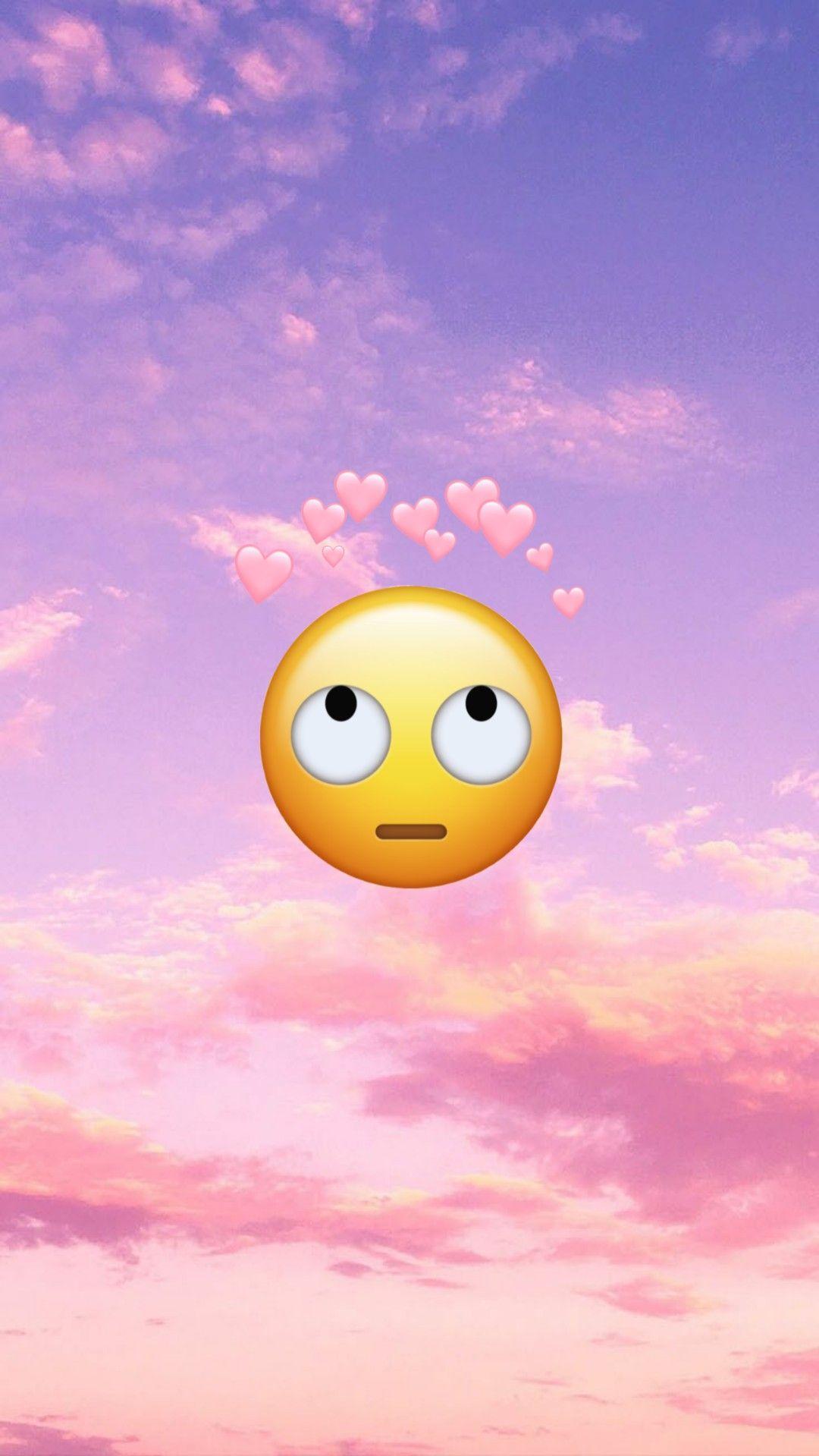 Idea by Daniisha Gianina on Emoji Cute emoji wallpaper