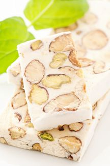 Photo of High Protein Almond Nougat | Grab-And-Go Snack | ALLMAX Nutrition
