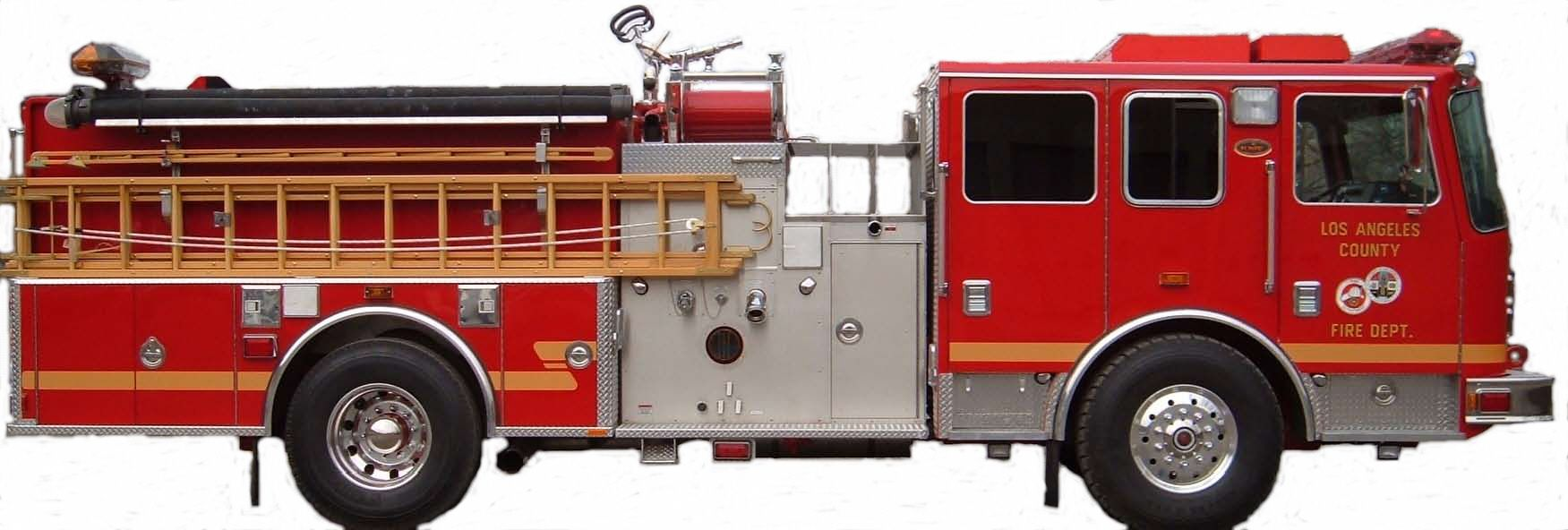 La County Fire Truck Fire Department Pinterest Fire Trucks - Wiring Diagram