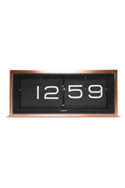 Good A Simple And Elegant Flip Clock With A Pleasingly Retro Touch, The Brick  Clock