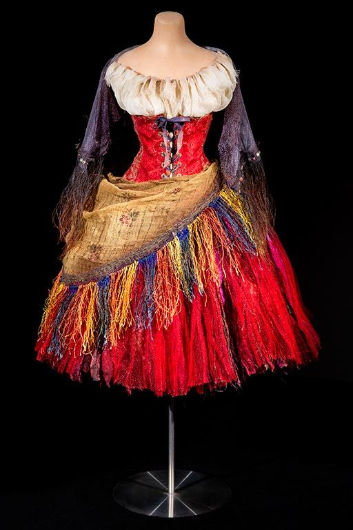 The Little Costume Shop is a collection of quarter scale opera and ballet costumes available for purchase and for exhibition.