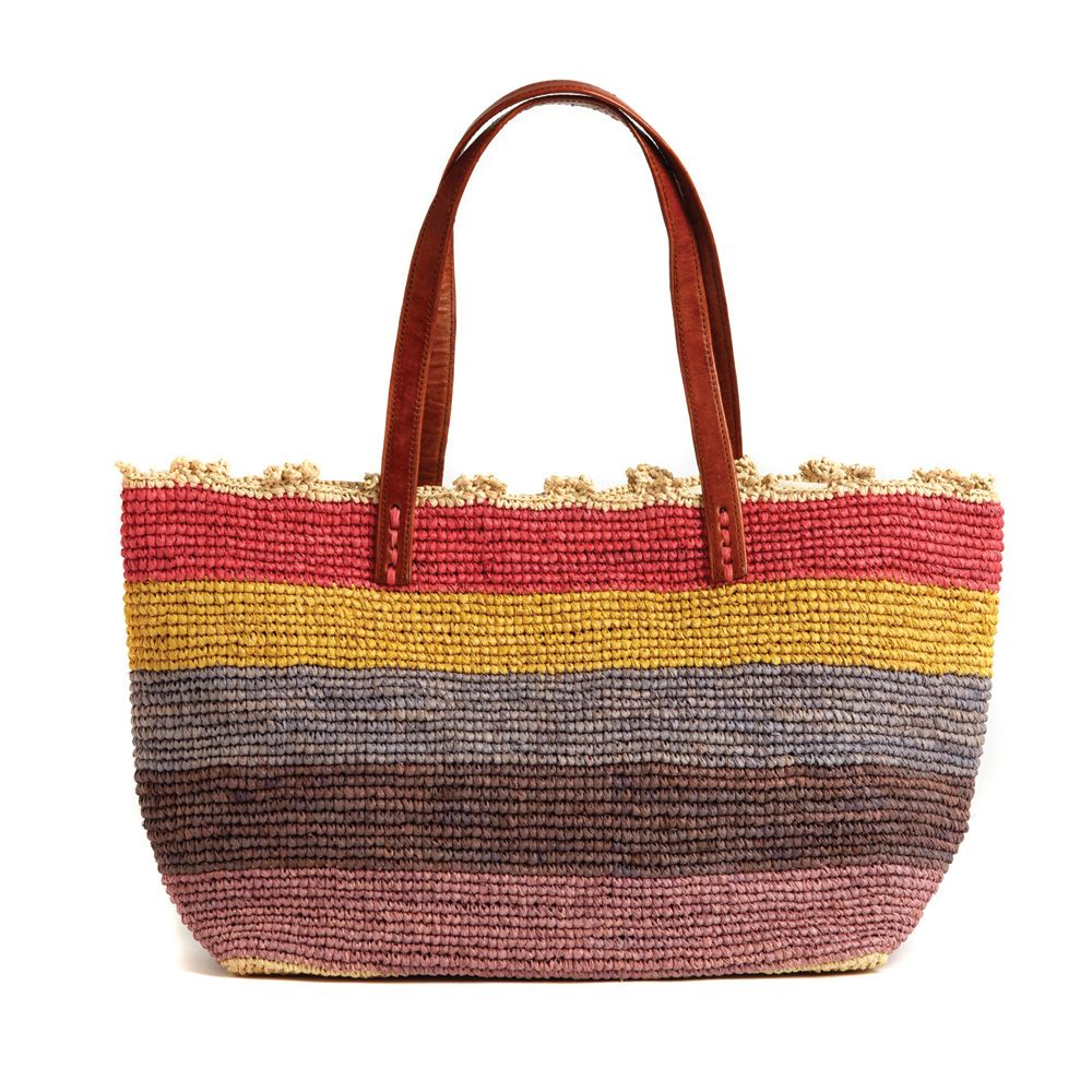 Mar Y Sol S Wellfleet Tote Is A Socially Environmentally Responsible Company That Offers Handmade Handbags Accessories From Kenya The