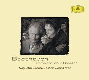 BEETHOVEN 10 Violinsonaten - Dumay / Pires - Deutsche Grammophon