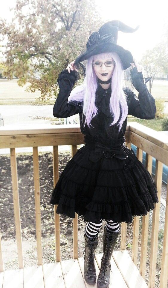 Classic Witch Cute witch costume, Witch outfit