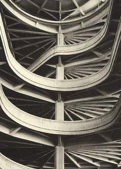 Lingotto Fiat factory - Mattè Trucco designed the automobile factory in 1923