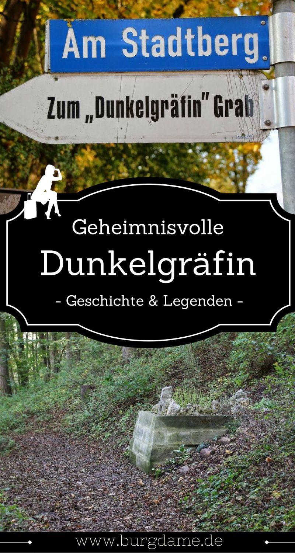 Die Geschichte Der Dunkelgräfin Von Hildburghausen Sagen