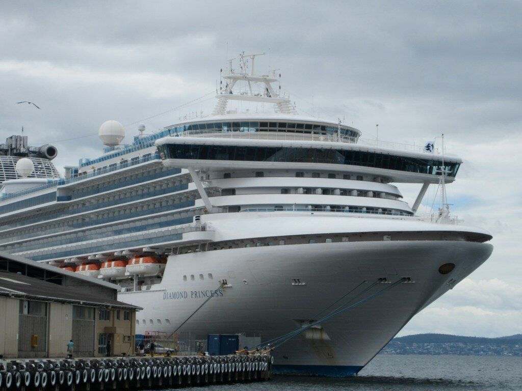 Ruby Princess One Last Look Princess