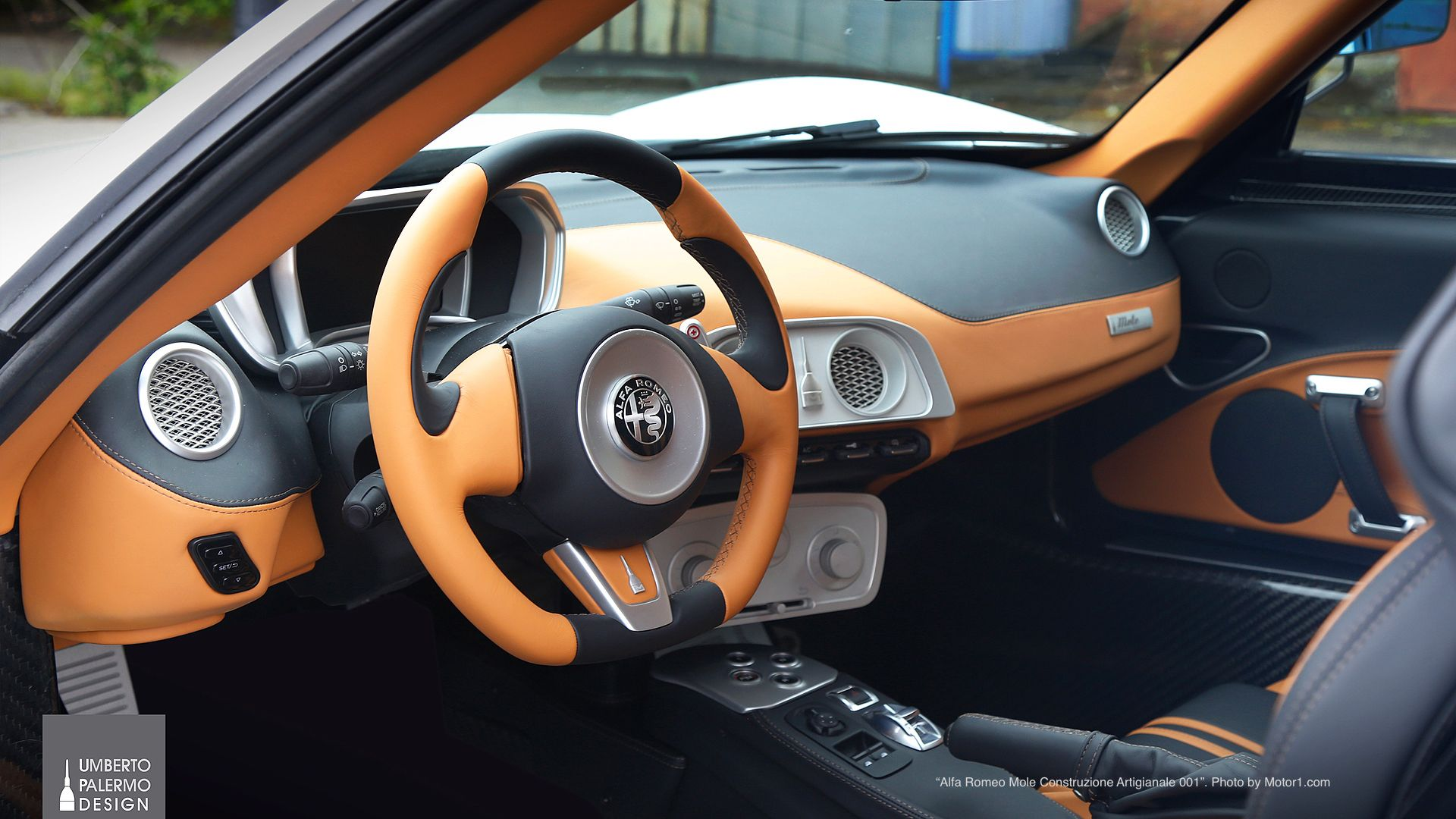 Alfa Romeo Mole Interior Italiansportscar Alfaromeo Mole Alfa