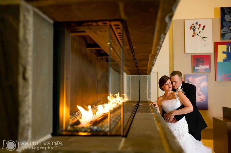 Fairmont Hotel downtown Pittsburgh wedding