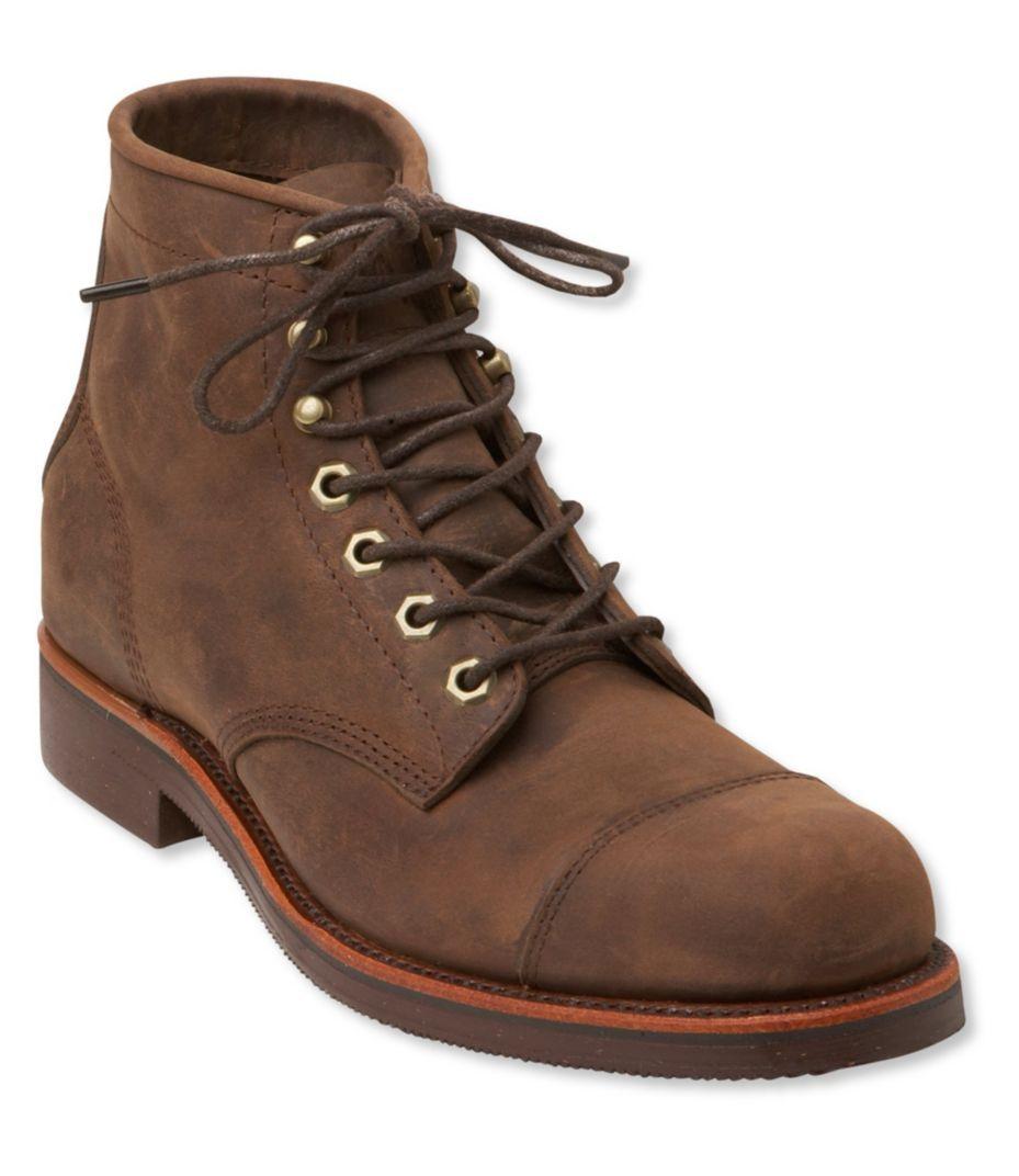 Men S Katahdin Iron Works 174 Engineer Boots Engineer Boots
