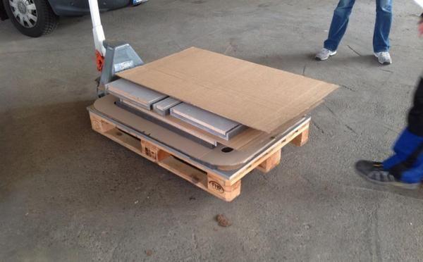 Lieferung der Caesarstone Arbeitsplatten, Material Piatra Grey in - küchenarbeitsplatten online bestellen