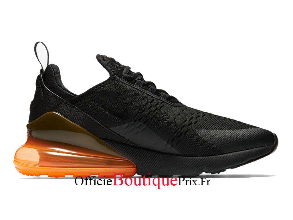 premium selection c5d68 777d6 Nike Air Max 270 Orange Heel Unit AH8050-008 Chaussure Nike Sneaker Pas  Cher Pour