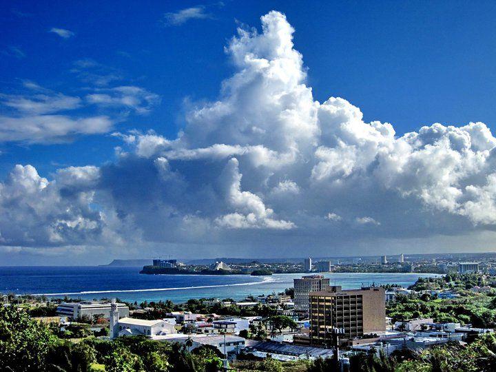 Hagatna Agana Main Capital Area Outdoor Island Guam