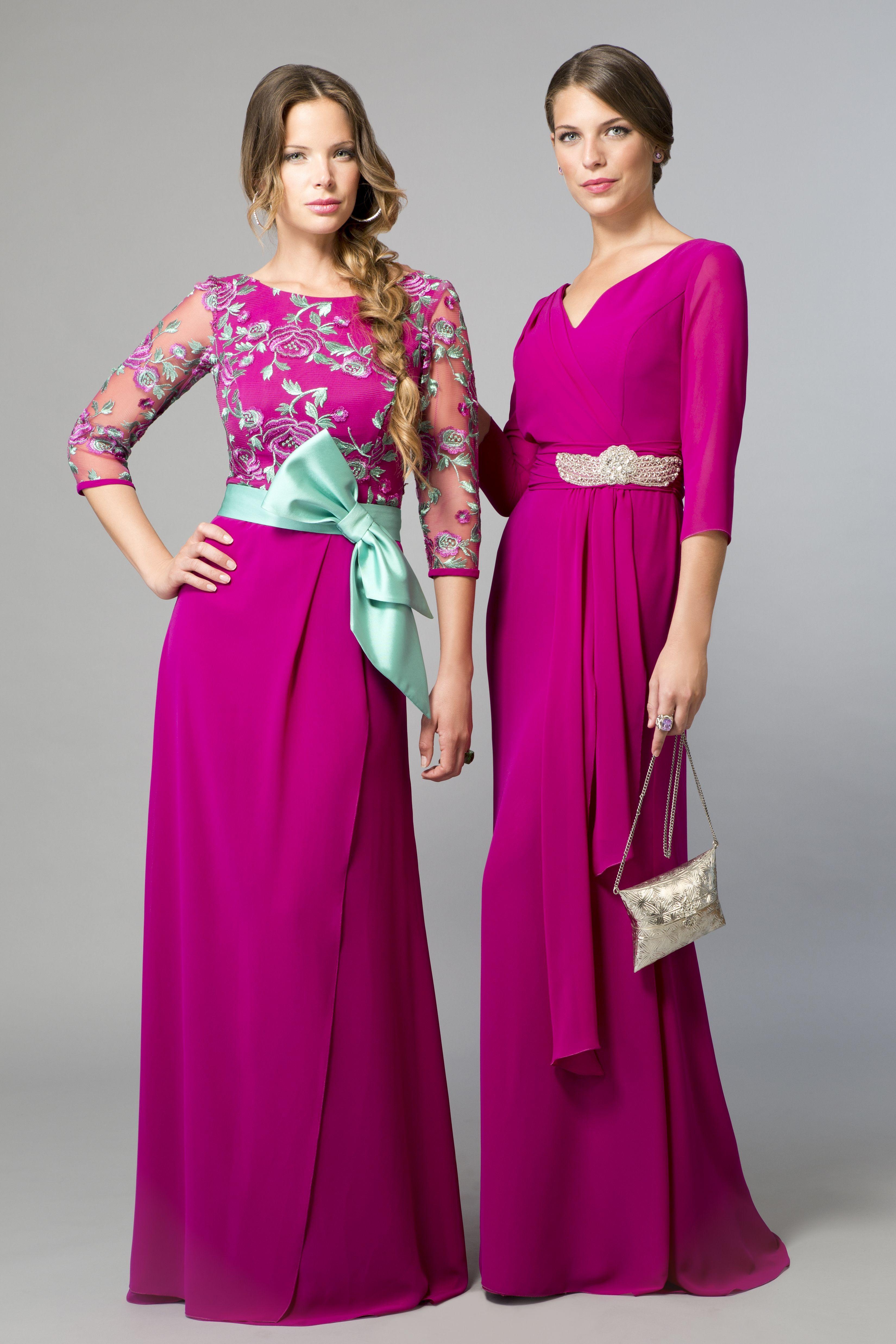 Vestidos de madrina de boda de ana torres