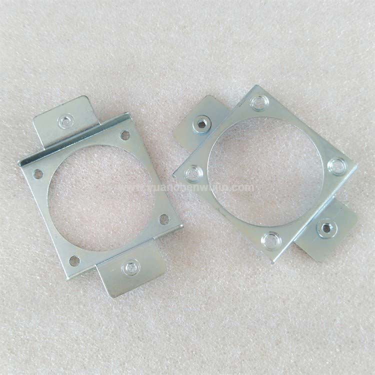 Fanmounting Bracket Thickness 1mm Surface Galvanizing Size 65mm 40mm 7mm Tolerance 0 2 Weight 10 Bracket Stainless Steel Brackets Mounting Brackets