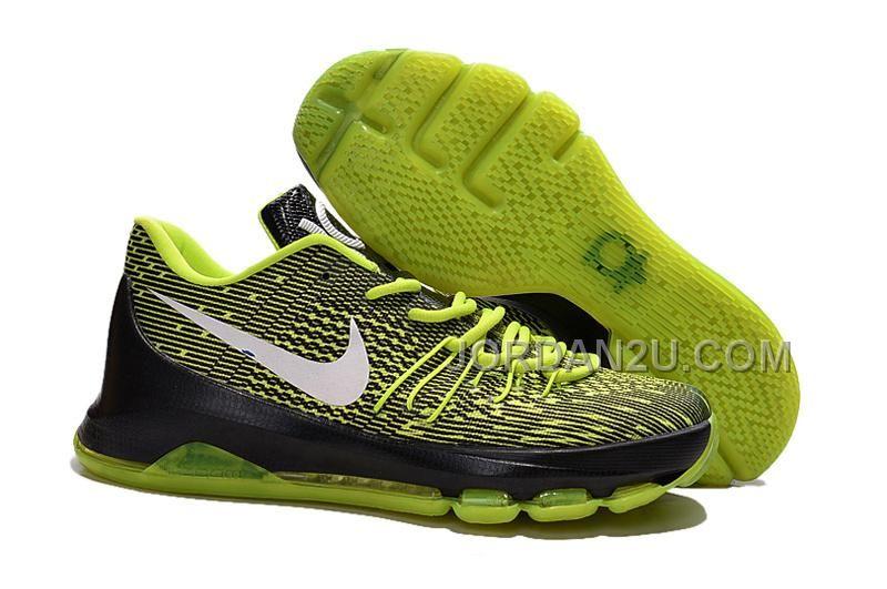 new concept 5966d 51cf8 ... promo code for jordan2u nike kevin durant kd 8 mens basketball shoes green  black white.
