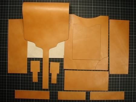 Sewing leather purses bags totes and carry-alls | Leather and Metal ...