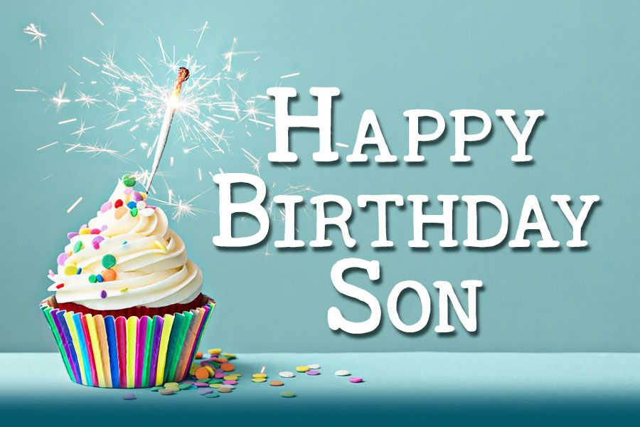 happy birthday son images free for facebook 40+ Best