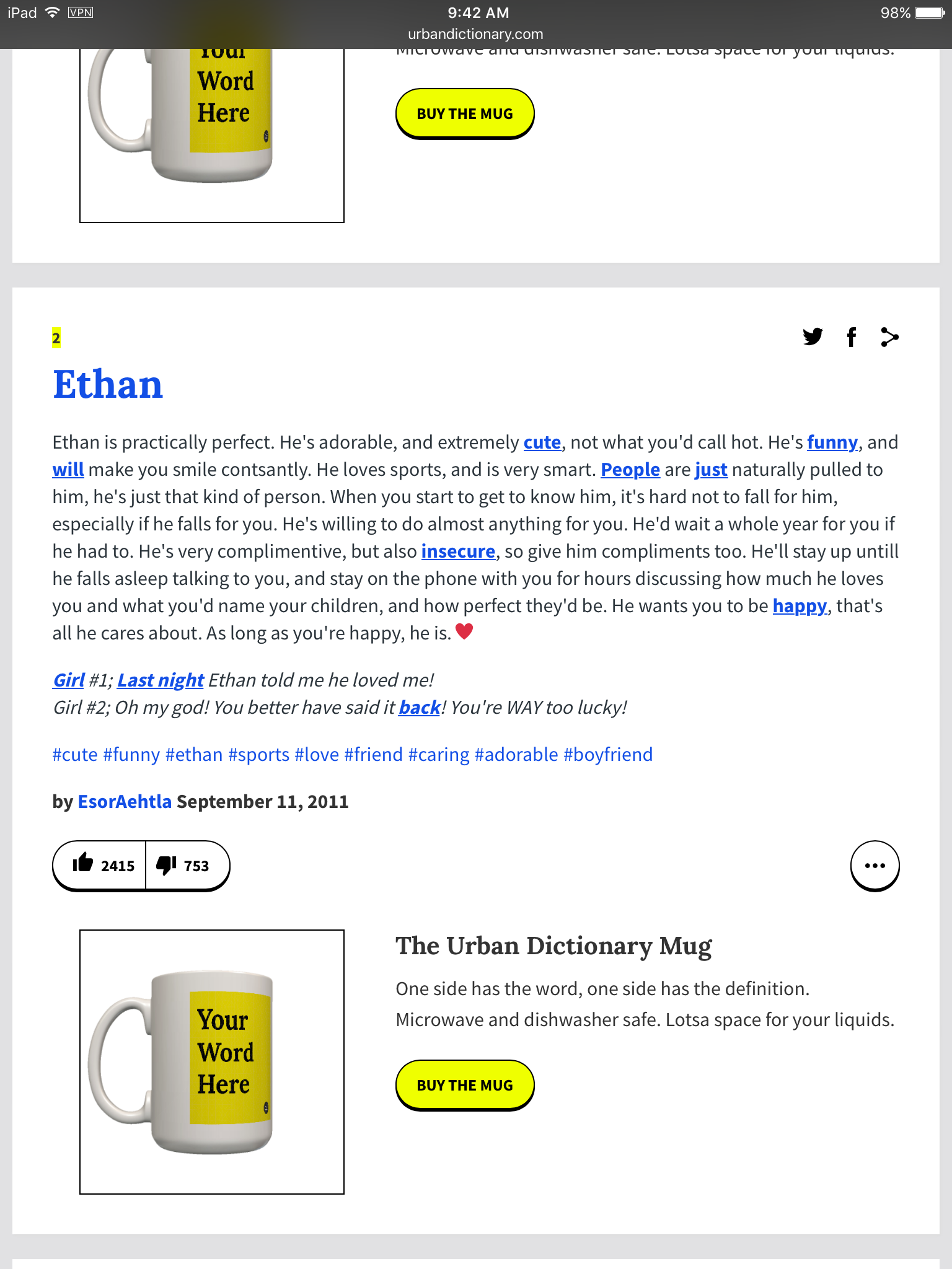 safe urban dictionary