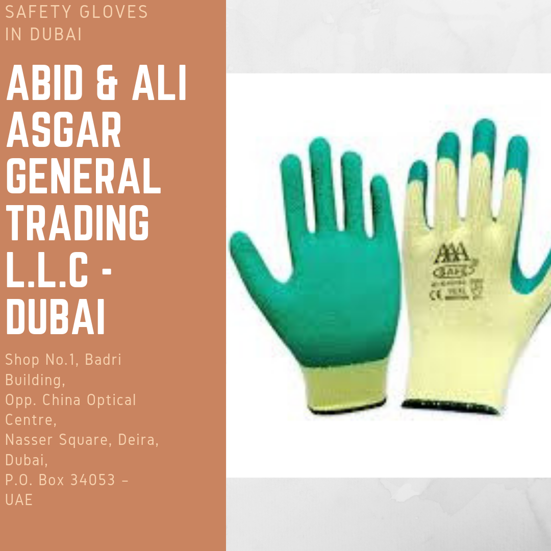 Safety Gloves is necessary part of our working uniforms when we talk