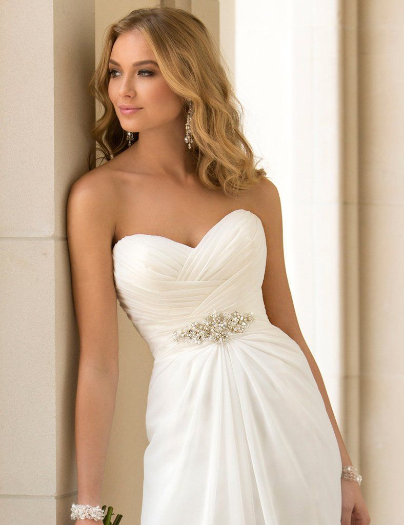 Boho wedding dress empire wedding dresses rings etc