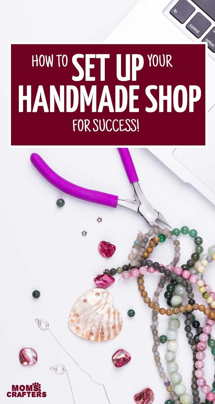 How to set up an Etsy shop that's built for success