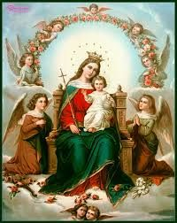 mary holding baby Jesus - Google Search