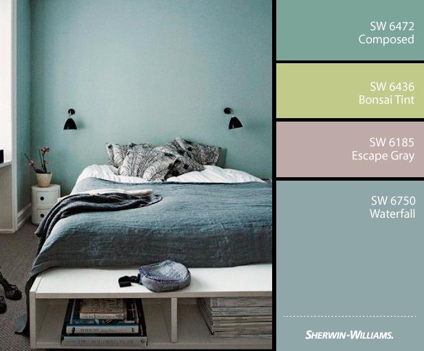 19++ Combinacion con gris en paredes trends