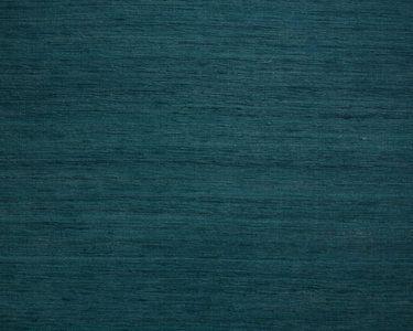 Petrol Blauw Zijden Behang Silk 36 Dutch Wall Textile Co. Petrol Blauw  Zijden Behang Silk
