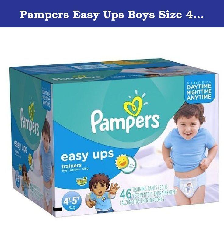 PUL Bright Bots Potty Training Washable Pull Up Trainer Pants 4 pk Large Boy