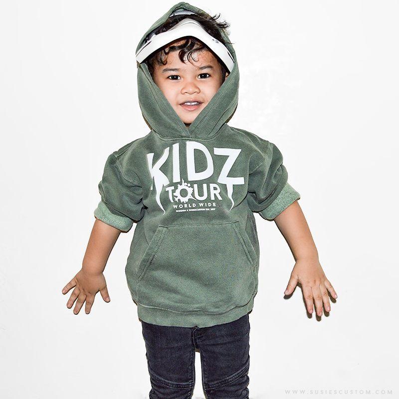 Kidz Tour Sweater by Susiescustom