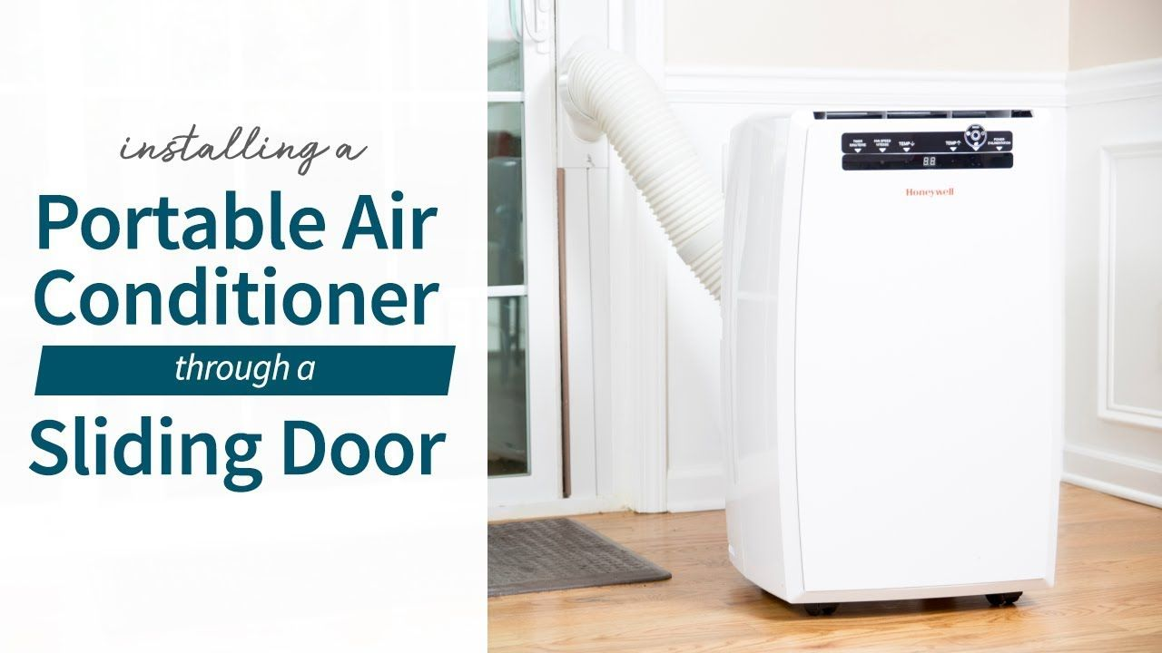 How to Install a Portable Air Conditioner Through a ...