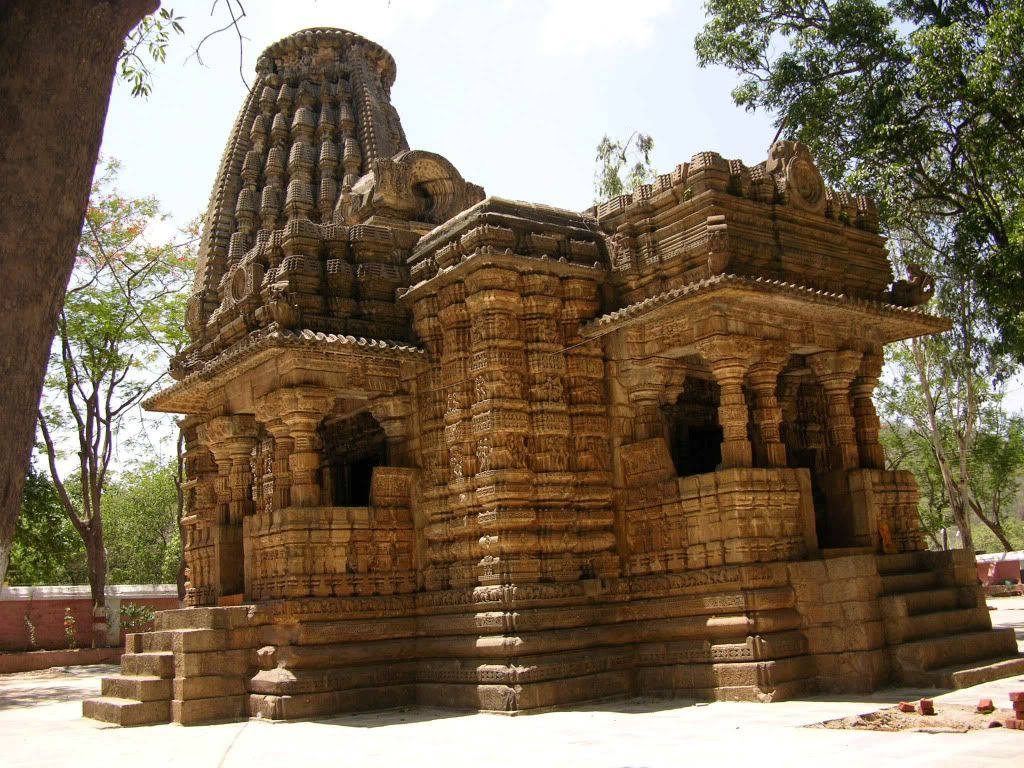 Bhoramdeo Temple, Kawardha, Chhattisgarh  This Shiva temple was built in the 11th Century AD. The style of carving closely resembles the Khajuraho temples in neighbouring Madhya Pradesh.