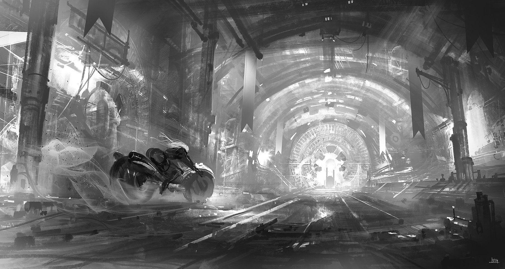 ArtStation - Invade, Gao ZhingPing