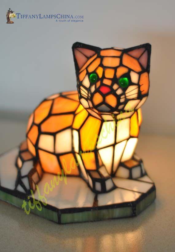 Delightful Cat Lamps Photo   7