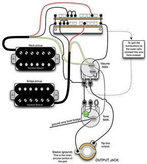 Mod Garage A Flexible DualHumbucker Wiring Scheme