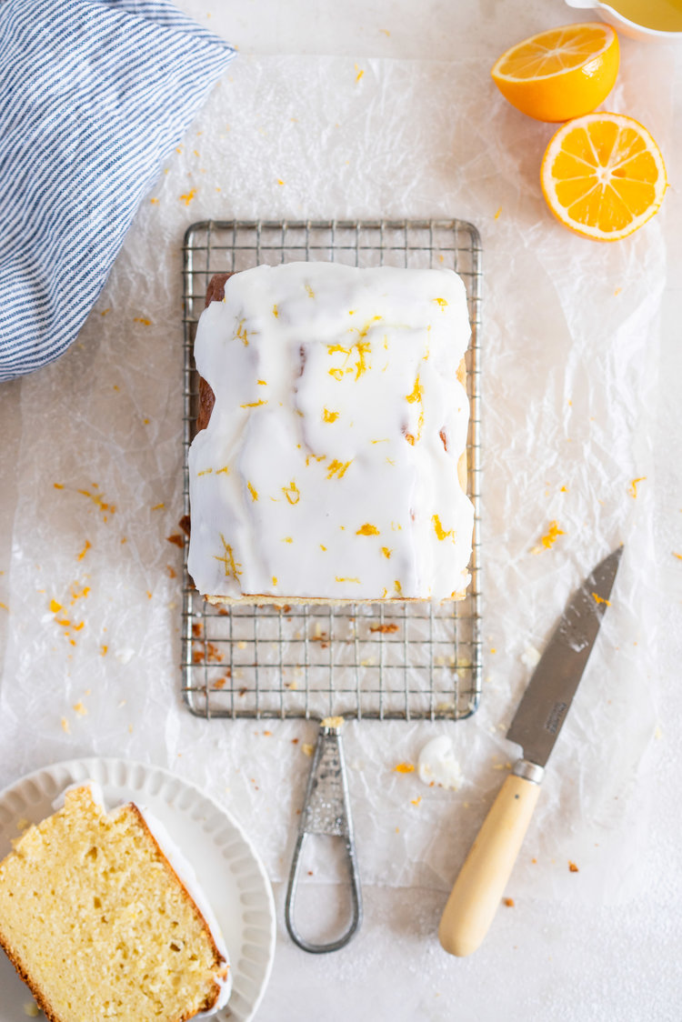 Lemon And Sour Cream Loaf Cake With Lemon Glaze Cloudy Kitchen Recipe Sour Cream Delicious Lemon Cake Loaf Cake