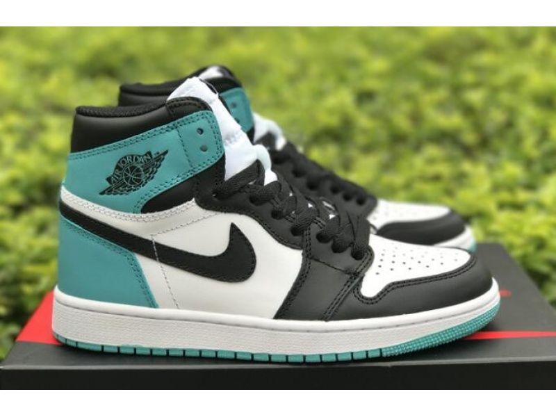 Air Jordan 1 High Og Nrg Igloo White Igloo Black For