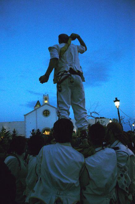 Celebració de Sant Sebastià